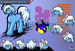 Luminescence - Reference Sheet by Foule