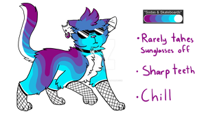 Palette Adopt #6 Auction (Closed) by Icedog-McMuffin