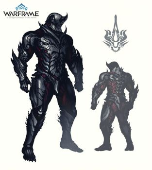 Warframe - Rhino Custom by IgnusDei