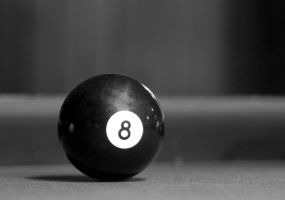 8 ball by fexilamos-stock