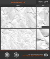 Paper Pattern 3.0 by Sed-rah-Stock