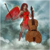 Angel of Music by CaperGirl42