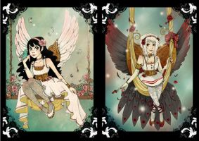 Angels by Liaze