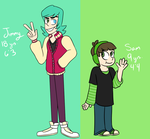 The Tourle Brothers by BIueTay
