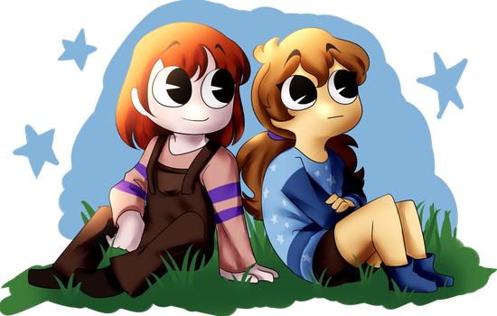 little toddlers by Dane-elle