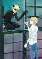 ML - meeting your alter ego - Adrien by Rena-666