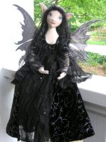Nyx Queen of the Night by fairiesnest