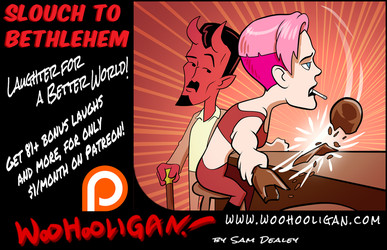 Slouch to Bethlehem p05 by woohooligan