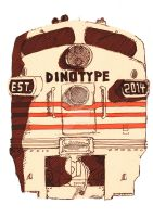 Dinotype Express (Colour) by AnDRAW-Design