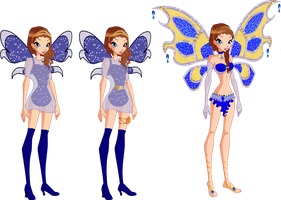 Winx OC: Willma, Fairy of Greek Fire by Gerganafen
