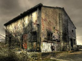 Graffed by wreck-photography