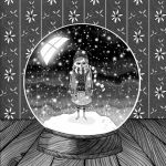 The Girl In The Snow Globe by scratchproductions