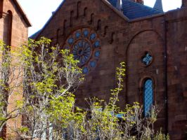 Smithsonian Institution Building 2 by 44NATHAN