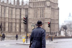 Stranger In London by thedaydreaminggirl