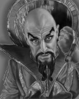 Ming the Merciless by andepoul