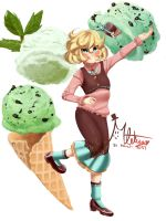 Sweets Witch Tabitha by Mango-Nectar