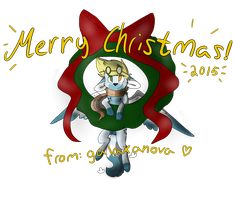 Merry Christmas 2015! by owlspiice