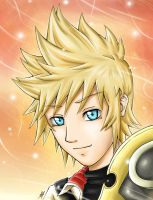 Ventus Fan Art by MauroIllustrator