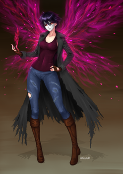 SS Threat Rank Ghoul: Nevermore by Jarl-of-the-North