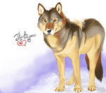Thank you for 500 watchers! by revois