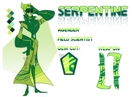 (MDC) - Serpentine Reference by CharliOak