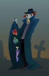 Grave Robber by katmeo