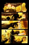 Jinnrise 1 page 2 colors by Tim Yates by VASS-comics