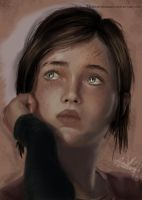 Ellie from The Last Of Us by MeLiNaHTheMixed