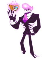 Mystery Skulls- GHOST Lewis by Chourios