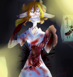 Goretober day 3: surgery by TheDragonLady-x