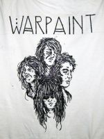 Warpaint Shirt 1 by Amouse