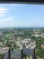 View of Ptown Western View by Transformerbrett97
