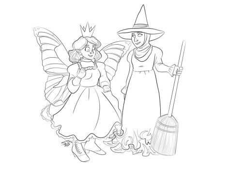 Are you a good witch, or a bad witch? by 3Fangs