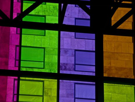 Stained Glass 2 by zedkhov