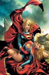 Supergirl 20 New 52 by battle810