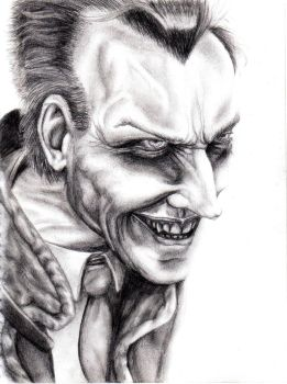 The Joker by RoushFan