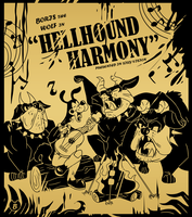 Boris in: Hell Hound Harmony by Rile-Reptile