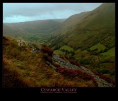 Cywarch Valley by Isquiesque