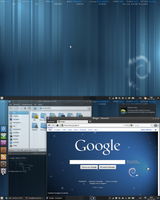 Screenshot: Squeeze XFCE by StingBL