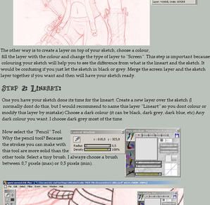 .:TUTORIAL1:Sketch-Lineart:. by toi-chan