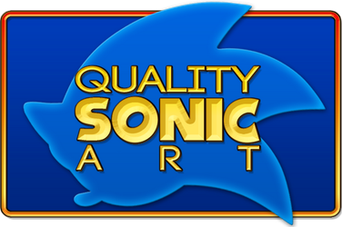 QualitySonicArt - Icon by NathanLaurindo