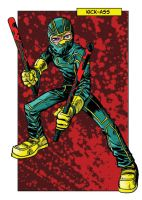 Kick-Ass by markwelser