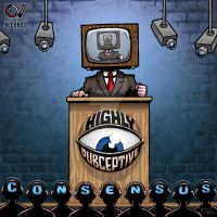 Highly Dubceptive - front cover by MorXn