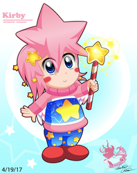 Dats Kirby :3 by Bowser2Queen