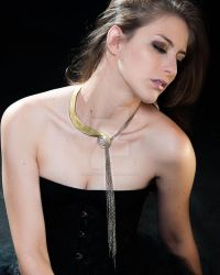 The Beautiful Beast Collection - Necklace by ElissaSoares