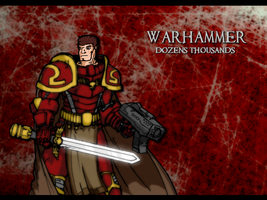 warhammer 001 by Stachir