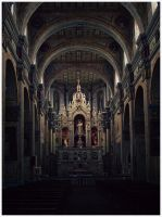The House of the Lord by mauricioestrella