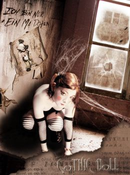 :: Gothic Doll :: by -lala-