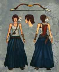 TRO Lara concept - colored by saccharinesweet