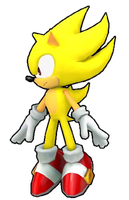 Sonic Runners - Super Sonic!!!! by supersilver1242